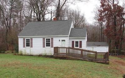 Richmond County Single Family Home For Sale: 526 Indianfield Road