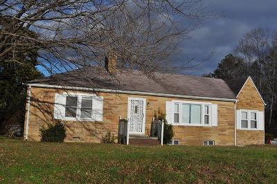 Richmond County Single Family Home For Sale: 13024 History Land Hwy