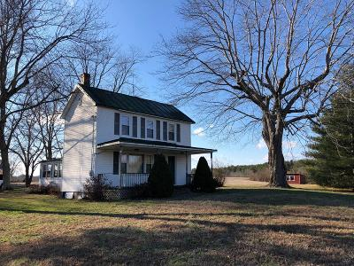 Richmond County Single Family Home For Sale: 1141 History Land Hwy