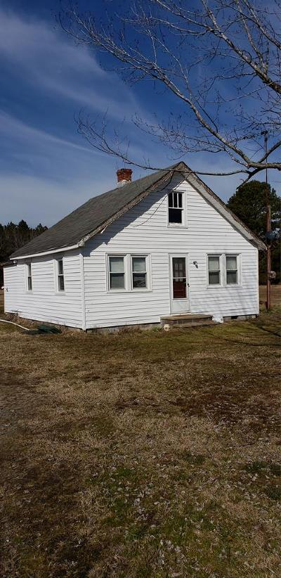 Richmond County Single Family Home For Sale: 629 Drinking Swamp Road