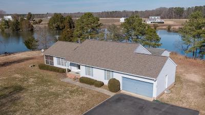 Richmond County Single Family Home For Sale: 540 Indian Banks Road