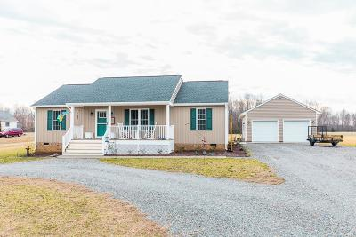 Essex County Single Family Home For Sale: 1362 Lewis Level Road