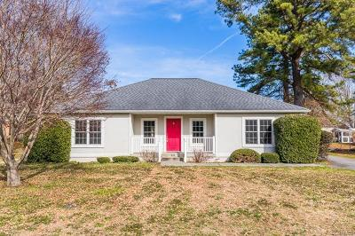 Essex County Single Family Home For Sale: 510 Derby Lane