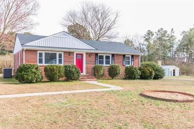 Richmond County Single Family Home For Sale: 60 Madison Ave