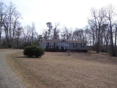 Richmond County Single Family Home For Sale: 120 Meadow View Lane