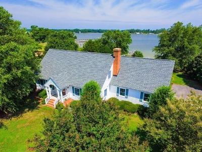 Northumberland County Single Family Home For Sale: 1509 Cowart Road
