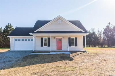 Essex County Single Family Home For Sale: 1256 Heron Point Road