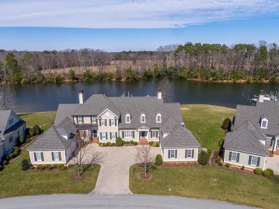 Lancaster County Single Family Home For Sale: 309 Harbour View Drive