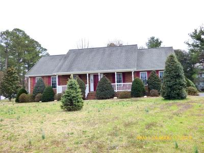 Richmond County Single Family Home For Sale: 190 Freedom Way