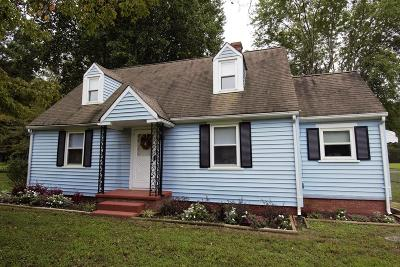 Richmond County Single Family Home For Sale: 440 Indianfield Road