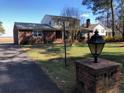 Essex County Single Family Home For Sale: 217 Maryfox Road