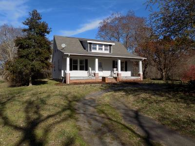 Richmond County Single Family Home For Sale: 326 Mill Pond Rd