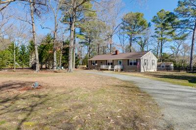 Westmoreland County Single Family Home For Sale: 105 Grannys Bar Road