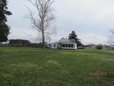 Richmond County Single Family Home For Sale: 302 Cedar Grove Road