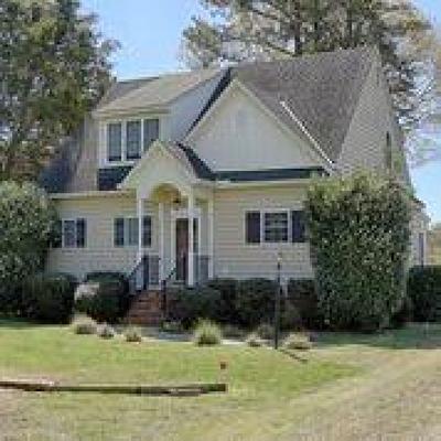 Northumberland County Single Family Home For Sale: 522 Locksley Hall Lane