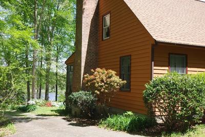Richmond County Single Family Home For Sale: 374 Creek View Lane