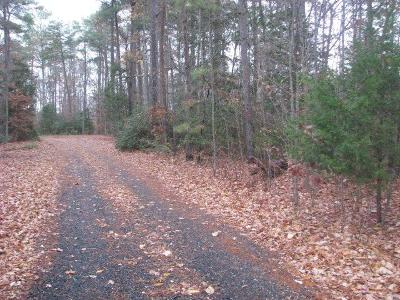 Richmond County Residential Lots & Land For Sale: 0000 Cartertown Rd