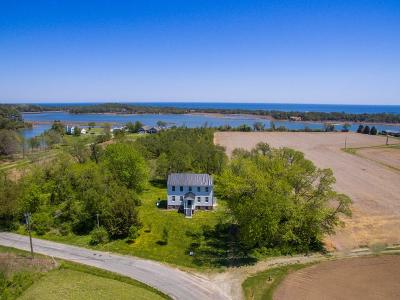 Northumberland County Single Family Home For Sale: 690 Smith Point Road