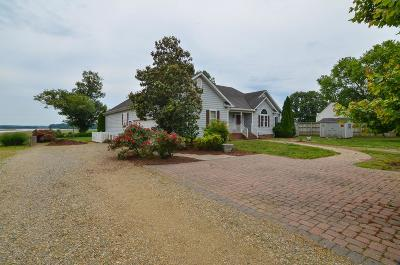 Richmond County Single Family Home For Sale: 285 Cat Point Drive