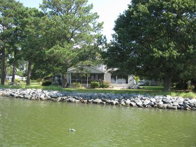 Richmond County Single Family Home For Sale: 4238 Hales Point Road