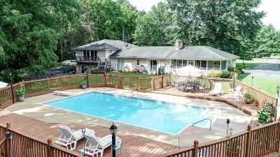 Richmond County Single Family Home For Sale: 10458 History Land Hwy