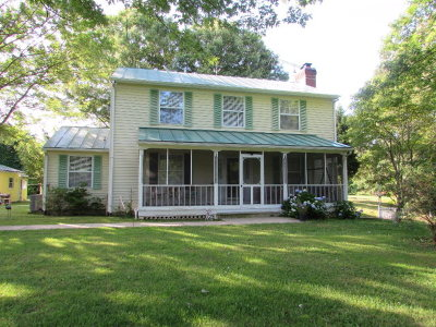 Richmond County Single Family Home For Sale: 1886 Sandy Lane