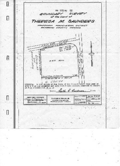 Richmond County Residential Lots & Land For Sale: Newland Road