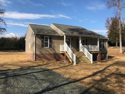 Richmond County Single Family Home For Sale: T-1023 Quail Trail