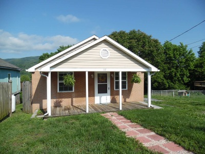 Giles County Single Family Home For Sale: 117 Warner Street
