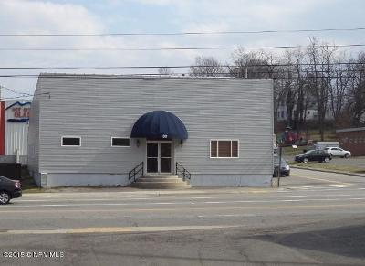 Christiansburg Commercial For Sale: 30 Depot Street