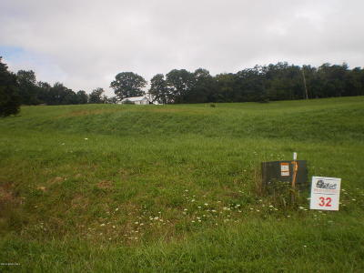 Residential Lots & Land Closed: 5834 Hogans Retreat Rd