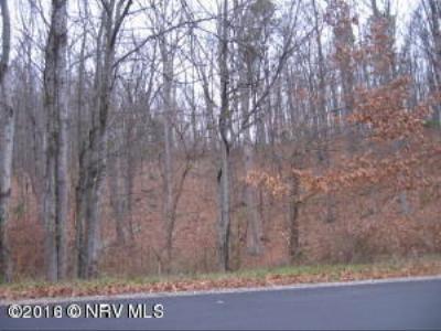 Blacksburg Residential Lots & Land For Sale: Brush Mtn Road