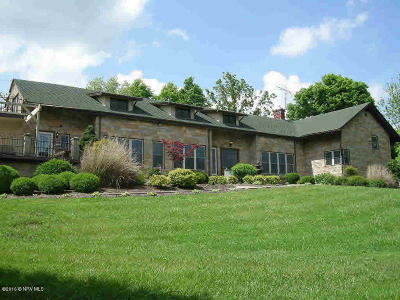Wythe County Single Family Home For Sale: 300 Echo Valley Road