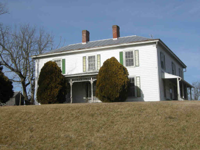 Wythe County Single Family Home For Sale: 185 Rose Hill Road