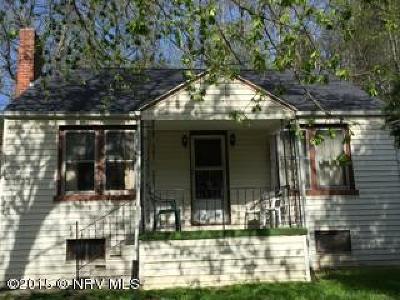 Pulaski Single Family Home For Sale: 4313 Brookmont Road