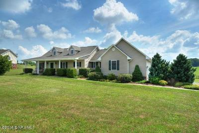 Single Family Home Sold: 3880 Fieldcrest Drive