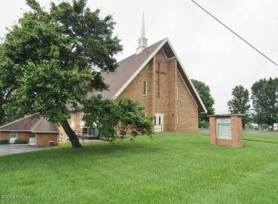 Christiansburg Commercial For Sale: 2149 Dominion Drive