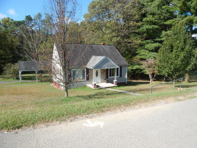 Giles County Single Family Home For Sale: 206 McKenzie Ave