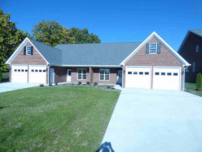 Wythe County Condo/Townhouse For Sale: 1080 Fisher Road