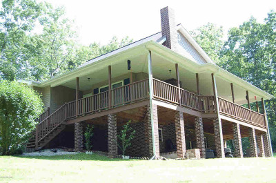 Wythe County Single Family Home For Sale: 151 Timberland Drive