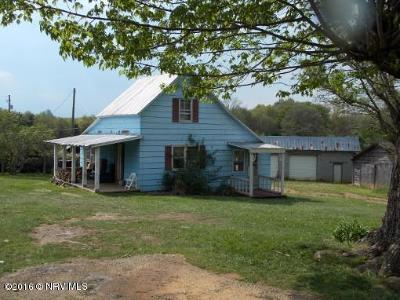 Willis Single Family Home For Sale: 432 Camp Five Road