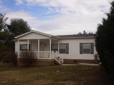 Single Family Home Sold: 3973 Childress Rd
