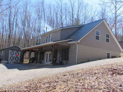 Wythe County Single Family Home For Sale: 509 Matney Flats Road