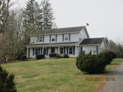 Radford VA Single Family Home For Sale: $218,000