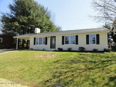 Single Family Home Sold: 2265 Giles Drive