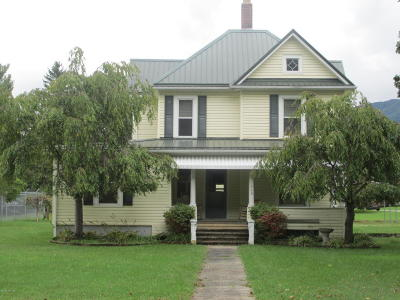 Giles County Single Family Home For Sale: 510 Snidow St
