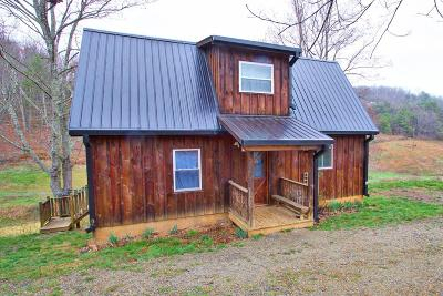 Pearisburg Single Family Home For Sale: 682 Flat Hollow Road