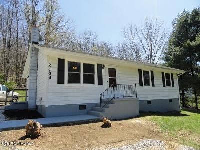 Single Family Home Sold: 2088 Fire Tower Road