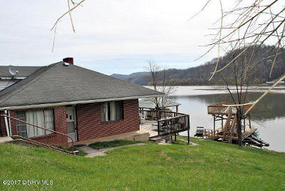 Draper Single Family Home For Sale: 4192 Little Wytheville Rd