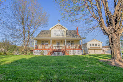 Giles County Single Family Home For Sale: 350 Riverside Ave